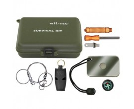 KIT SUPERVIVENCIA MIL-TEC.